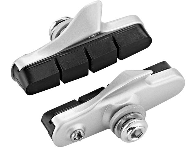 Shimano R55C3 Cartridge Pastillas de freno para BR-R561, silver